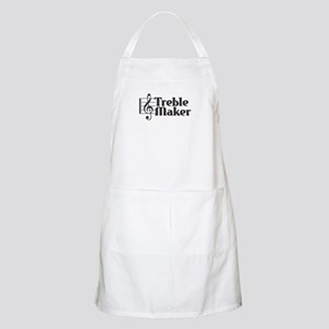 Treble Maker - Black Light Apron